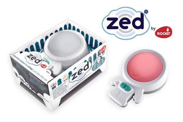 ZED 3in1 Schlafastronaut - vibrierende Einschlafhilfe + tragbares Nachtlicht