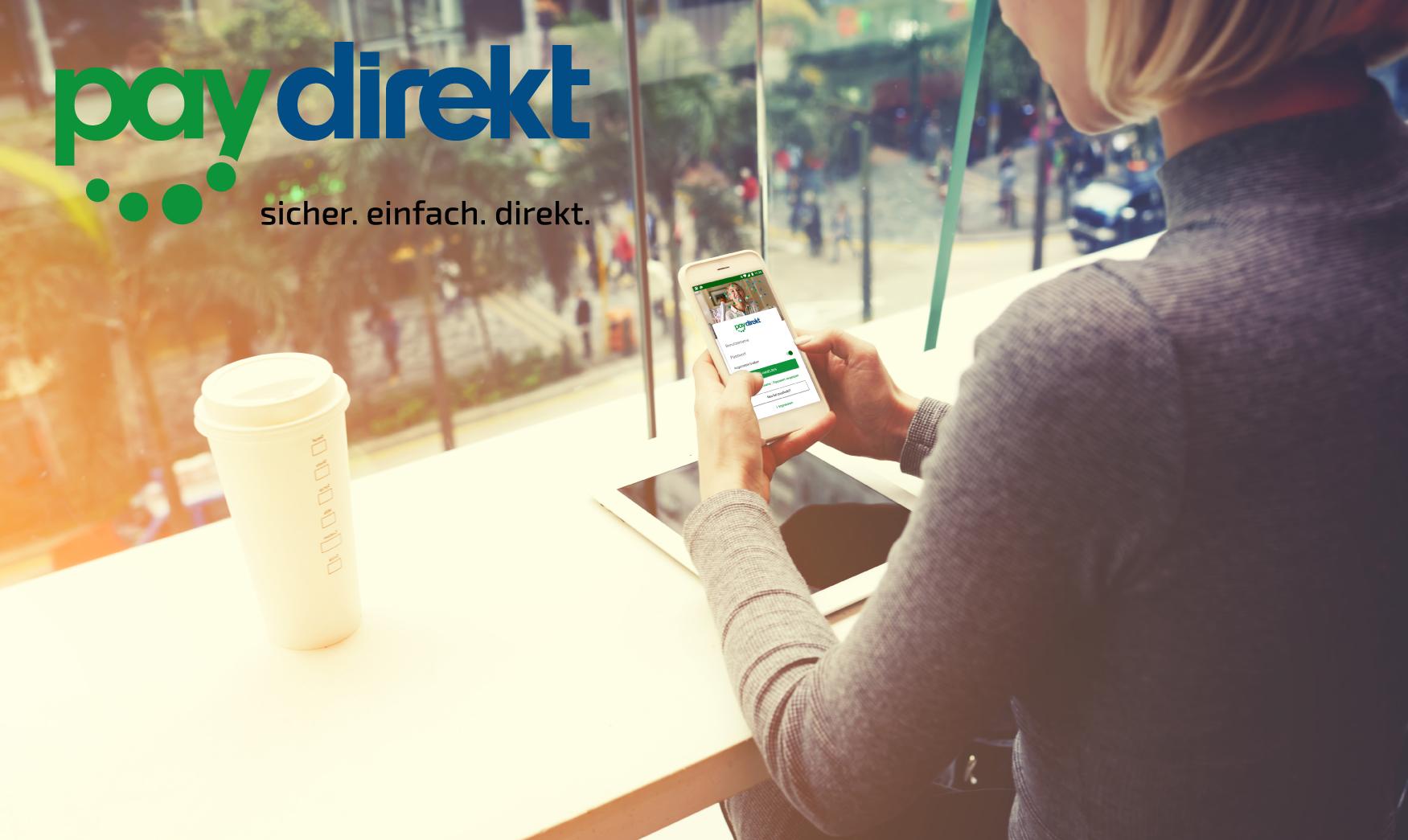 paydirekt-Einkauf-handy