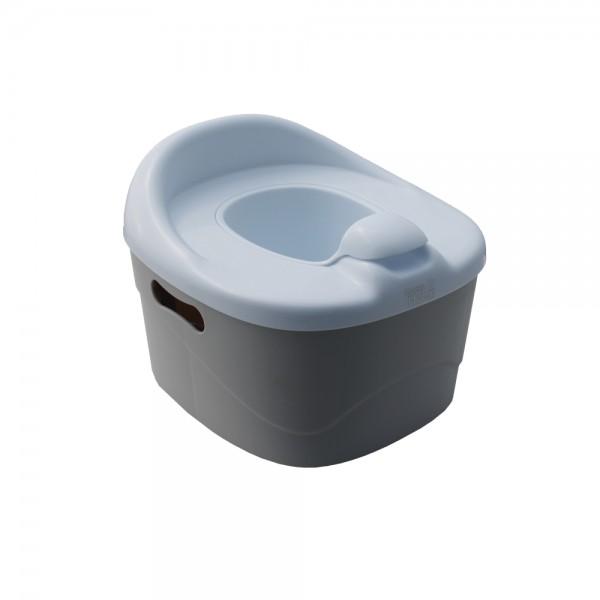 PottyChamp - 3in1 - Töpfchen, WC-Sitz & Schemel